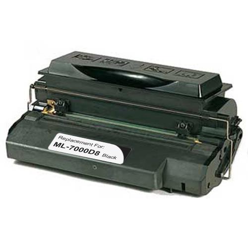 Compatible replacement for Samsung ML-7000D8 black laser toner cartridge