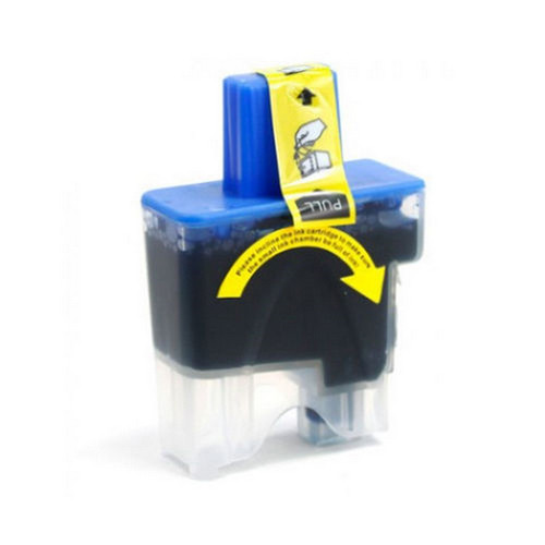 Compatible replacement for Brother LC41C cyan ink cartridge