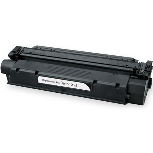 Compatible replacement for Canon X25 (8489A001AA) black laser toner cartridge
