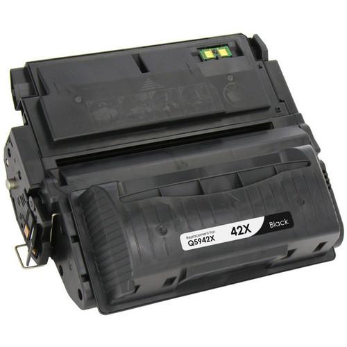 HP 42X (Q5942X) black laser toner cartridge