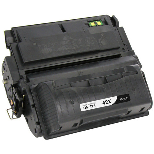 HP 42X (Q5942X) black laser toner cartridge