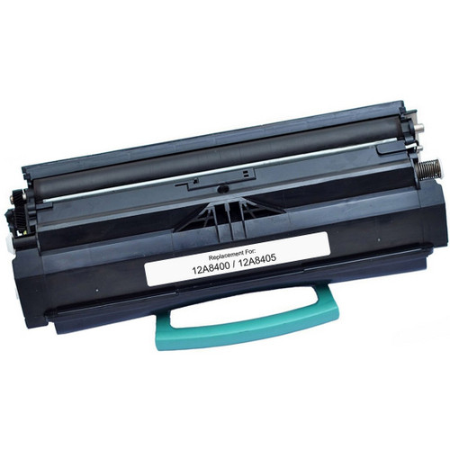 Remanufactured replacement for Lexmark 12A8400 and 12A8405