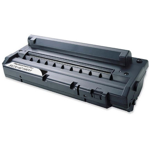 Remanufactured replacement for Samsung SCX-4216D3 black laser toner cartridge