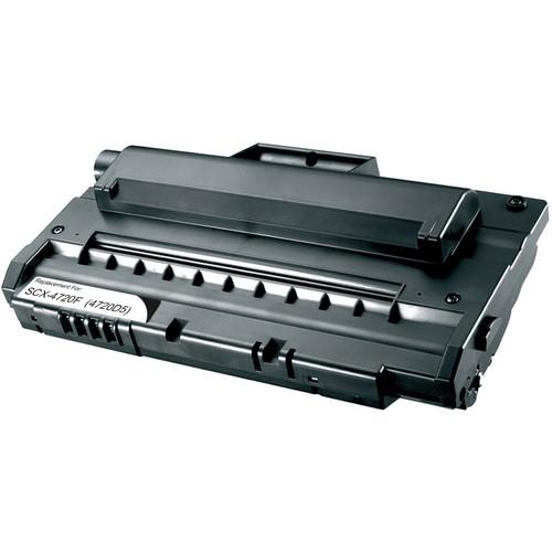 Remanufactured replacement for Samsung SCX-4720F (4720D5) black laser toner cartridge