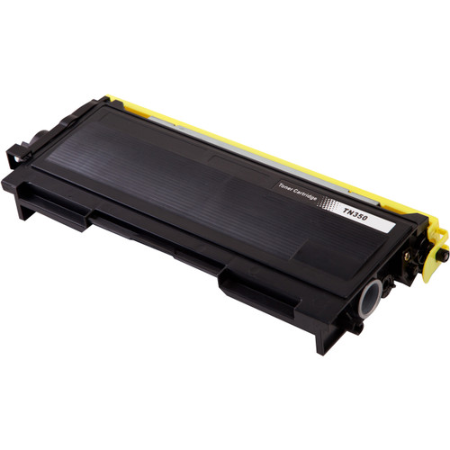 Compatible replacement for Brother TN350 black laser toner cartridge