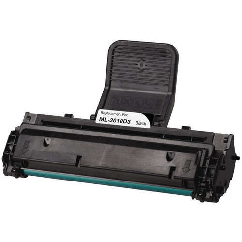 Remanufactured replacement for Samsung ML-2010D3 black laser toner cartridge