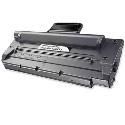 Remanufactured replacement for Samsung SCX-4100D3 black laser toner cartridge