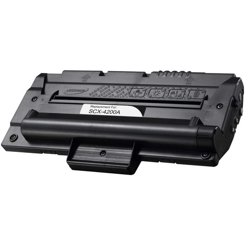 Remanufactured replacement for Samsung SCX-4200A black laser toner cartridge