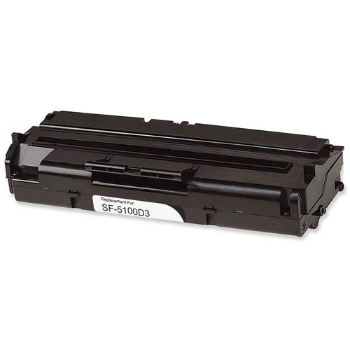 Remanufactured replacement for Samsung SF-5100D3 black laser toner cartridge