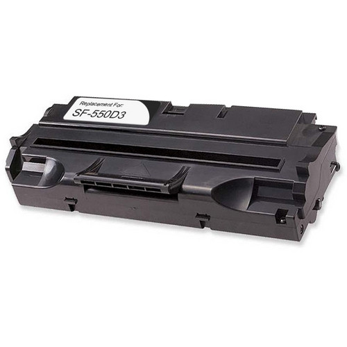 Remanufactured replacement for Samsung SF-550D3 black laser toner cartridge