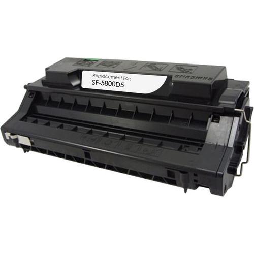 Samsung SF-5800D5 black laser toner cartridge