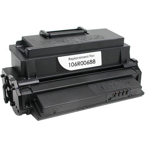 Xerox 106R00688 black laser toner cartridge