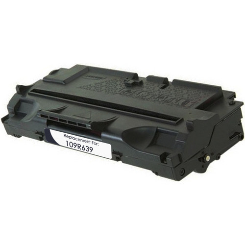 Xerox 109R639 black laser toner cartridge