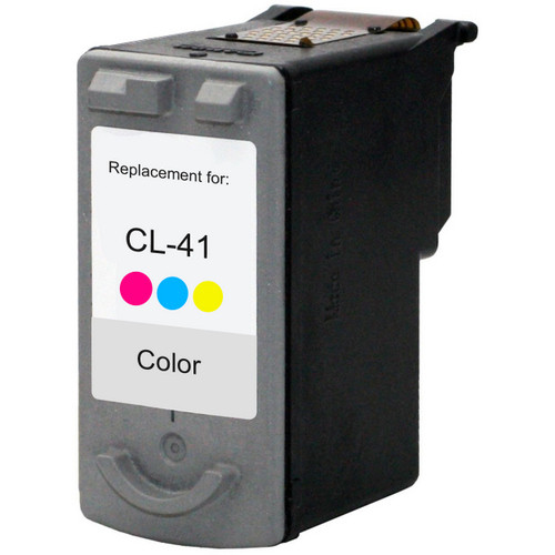 Remanufactured replacement for Canon CL-41 (0617B001) color ink cartridge