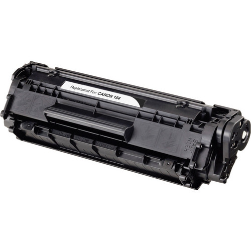 Compatible replacement for Canon 104, FX-9 , FX-10, (0263B001AA) black laser toner cartridge
