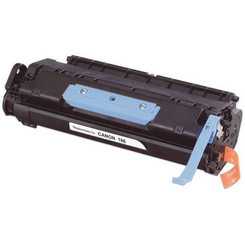 Compatible replacement for Canon 106 (0264B001AA) black laser toner cartridge
