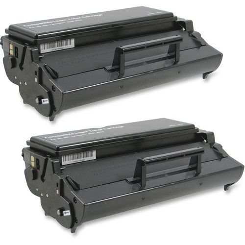 Twin Pack - Remanufactured replacement for Lexmark 08A0478