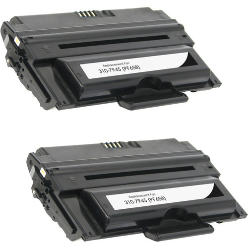 Twin Pack - Compatible replacement for Dell 310-7945