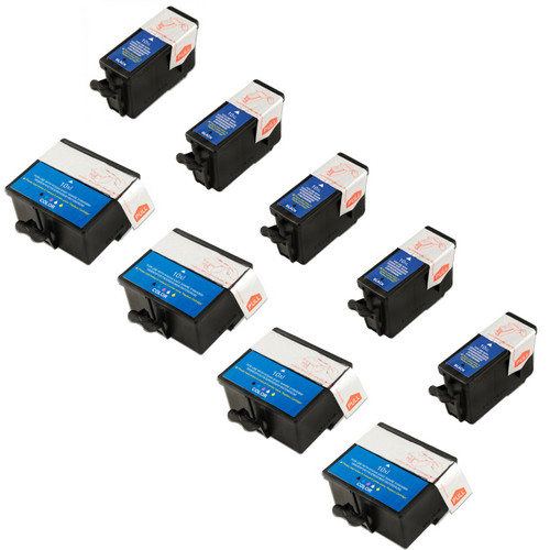 Kodak 10 series ink cartridges - 9 Pack