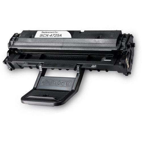 Compatible replacement for Samsung SCX-4725A black laser toner cartridge