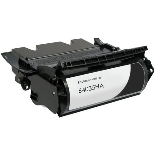 Remanufactured replacement for Lexmark 64035HA