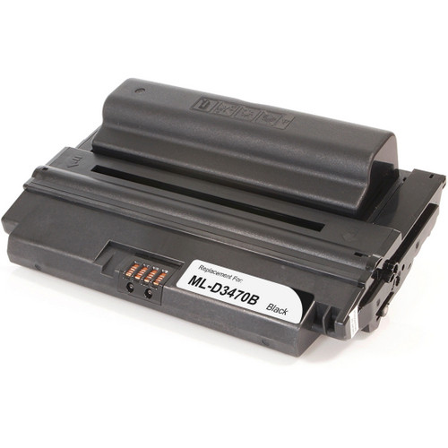 Compatible replacement for Samsung ML-D3470B black laser toner cartridge