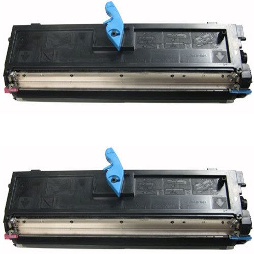 Twin Pack - Compatible replacement for Dell 310-9319 (TX300) black toner cartridge