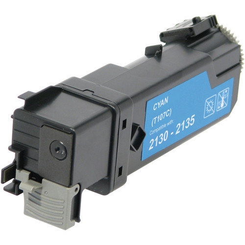 Remanufactured replacement for Dell 330-1437 (T107C) cyan