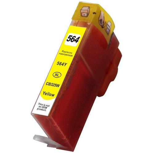 HP 564XL Yellow - CB325WN