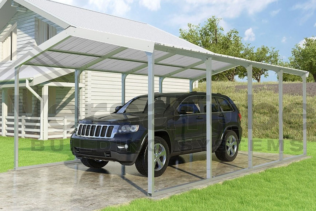 Grand Carport Roof Only - 12x20x7 - FREE SHIPPING - Shelters of New England & Grand Carport Roof Only - 12x20x7 - FREE SHIPPING - Shelters of New ...