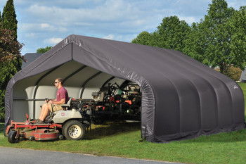 18' Wide x 9' High Peak