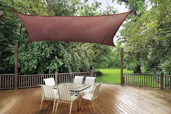 12 ft. Square Shade Sail 230 GSM