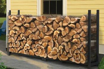 8 ft. Ultra Duty Firewood Rack