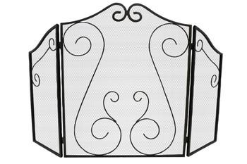 Fireplace Scrollwork Screen