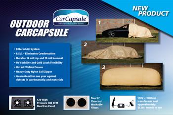Car Capsule 20' Outdoor