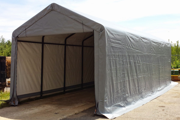 12' Wide x 11' High Peak - ShelterTube