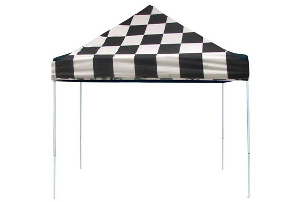 10x10 Straight Leg Pop-Up Canopy
