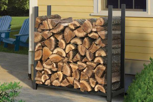 4 ft. Ultra Duty Firewood Rack