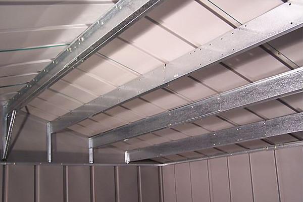Roof Strengthening Kit  for 10x6, 10x8, 10x9 & 10x10 (except:  Swing Door units)
