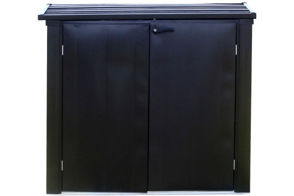 Versa-Shed™, 5x3, Locking Horizontal Storage Shelter, Onyx