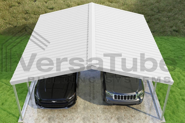 Grand Carport Roof Only - 20x20x7 - FREE SHIPPING