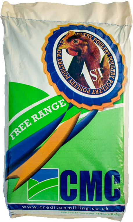 Crediton Milling Free Range Layers Pellets 20kg