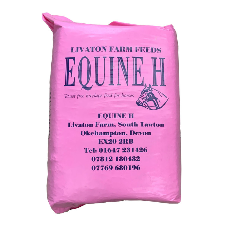 Equine H Haylage Meadow Pink