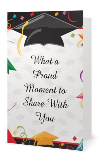 Greeting Card | Graduates | Congratulations | Graduation | Positive Stationery