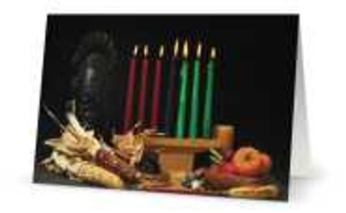 KWANZAA -  Happy Kwanzaa - Kwanzaa Holiday Cards