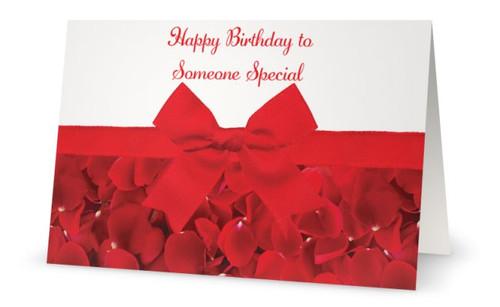 Rosey Celebration | Greeting Cards | Happy Birthday | Positive Stationery | Celebration