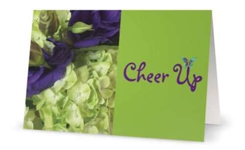 Cheer Up | Encouragement | Cheer | Greeting Cards | Positive Stationery