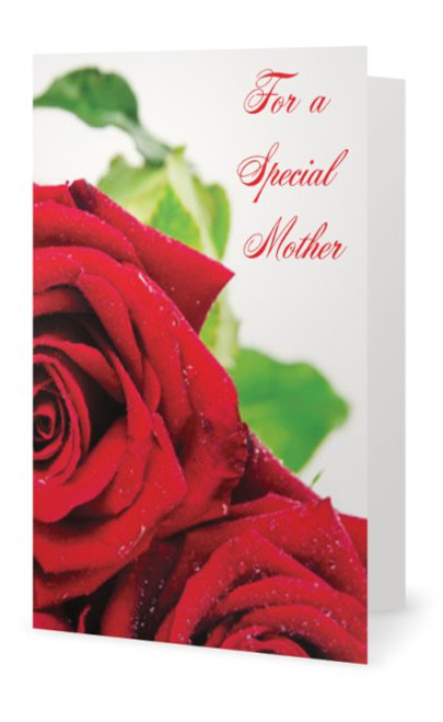 Love | Greeting card | Positive Stationery | Mother's Day | Roses