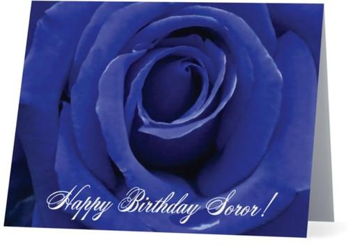 Birthday - Zeta Birthday - Zeta Phi Beta Sorority, Inc. - Notecards