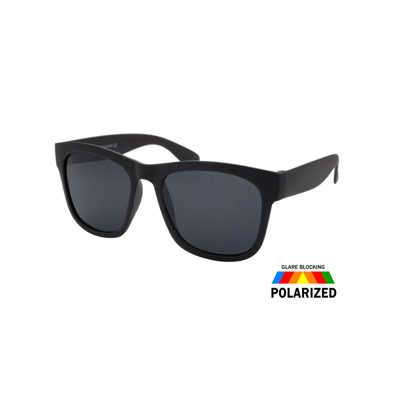f040ef52f53 Wholesale Assorted Colors Polycarbonate Polarized Classic Sunglasses ...